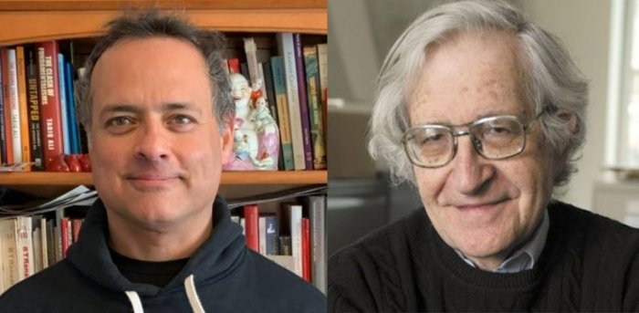 Chomsky and Prashad: Three Major Threats to Life on Earth That We Must Address in 2021
