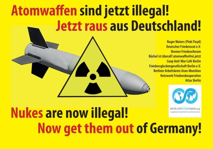 Get the Nuclear Weapons Out of Germany