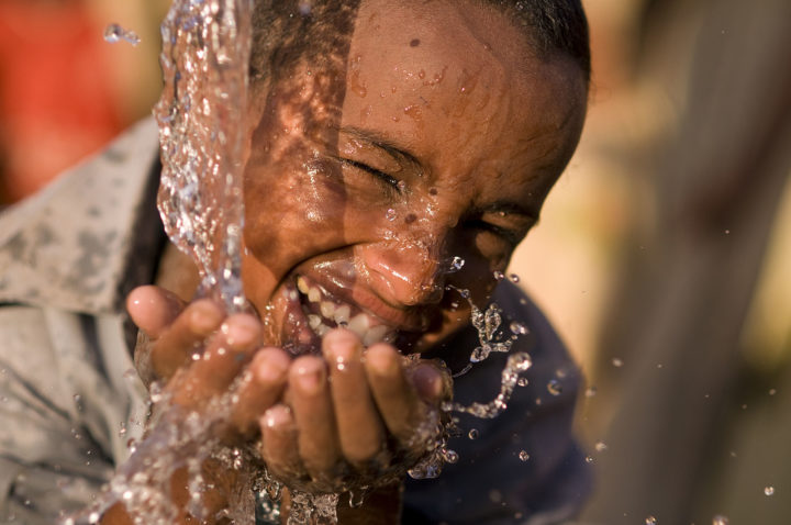 A Window into a World in Water Crisis
