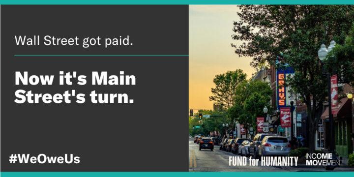 ΗΠΑ: η πρώτη κοινωφελής διαφήμιση για το Καθολικό Βασικό Εισόδημα