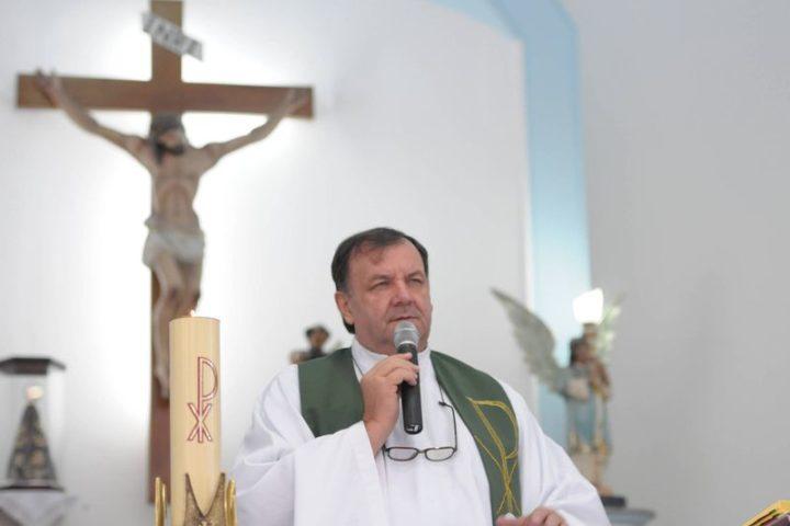 Padre Ticão: nel cuore della sua gente