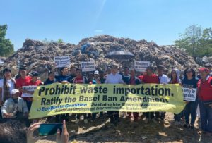 EcoWaste Coalition Backs PH Ratification of Treaties Banning Nuclear Weapons and Hazardous Waste Exports