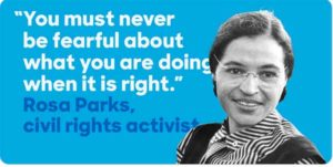 Rosa Parks and Equal Rights