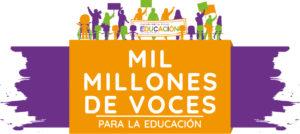 Lancio della Campagna Mil Millones de Voces por la Educación della Campagna Mondiale per l'Educazione (CME)