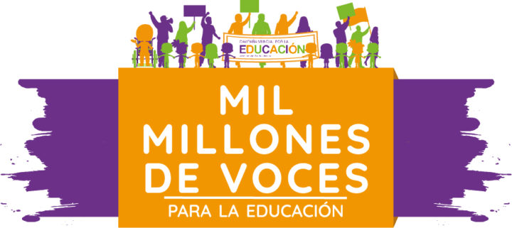 Lanzamiento de la campaña Mil millones de Voces por la Educación de la Campaña Mundial por la Educación (CME)