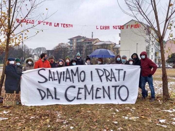 Torino: Cancellare la vendita del Prato Parella prevista nel bilancio del comune