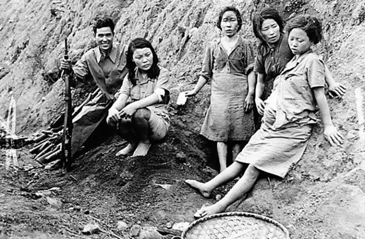 Japan zahlt Schadensersatz an 12 koreanische Sexsklavinnen aus dem Zweiten Weltkrieg
