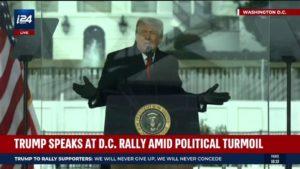 El asalto al Capitolio de EEUU como estrategia de deslegitimación