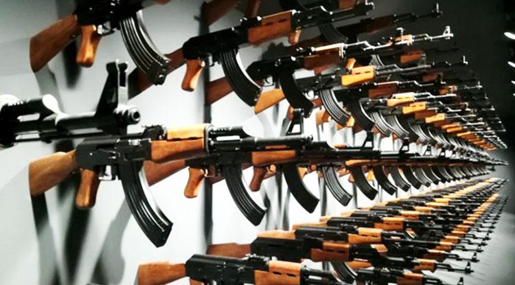 Waffen-Wahn und Kriegs-Gewinn