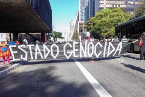 """OS ASSASSINOS E SEUS CÚMPLICES: Bolsonaro """"executou uma estratégia institucional de propagação do Coronavírus"""""""