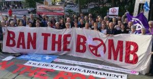 Abolire tutte le bombe atomiche: entra in vigore il trattato