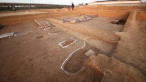 Descubren la tumba de un emperador chino en unas excavaciones