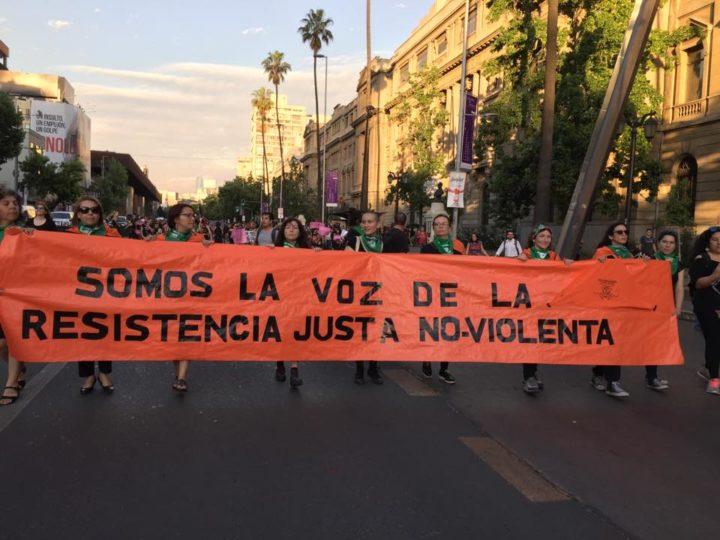 Declaración Feministas Humanistas chilenas