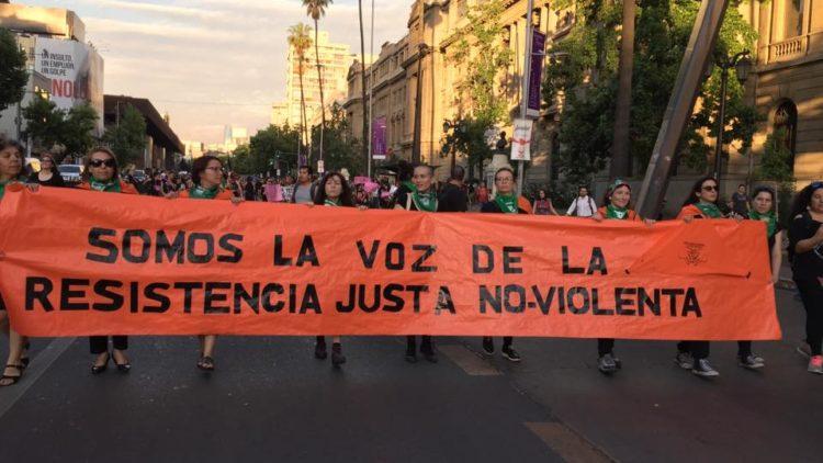 Erklärung der Humanistischen Feminist*innen Chile