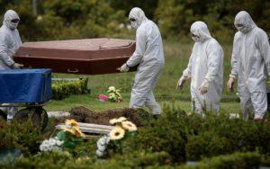 Manaus muore senza ossigeno