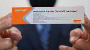 CoronaVac tem eficácia de 78% contra a covid-19, diz governo de SP