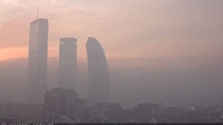 Le città della Pianura Padana al top della classifica per morti d'aria in Europa