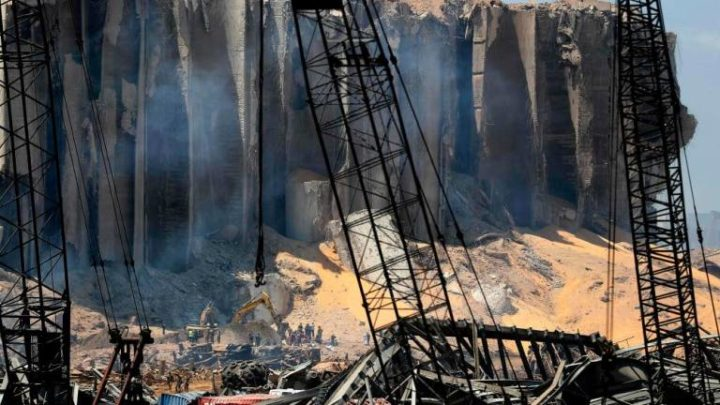 FROM THE FIELD: Port explosion which 'burnt hearts' of Beirut residents