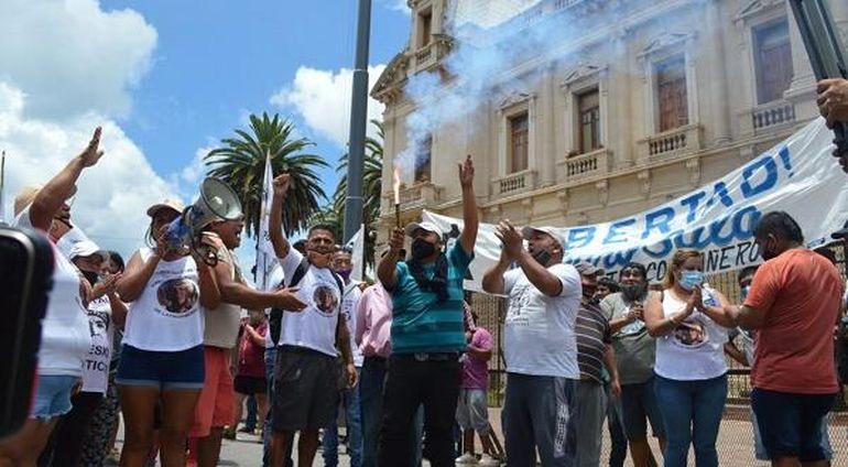Jujuy: cronaca di una manifestazione per Milagro Sala