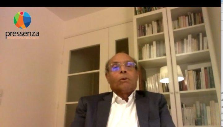 """""""Assange, un uomo che ha fatto il suo dovere"""". Intervista a Moncef Marzouki"""