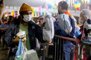 """População de rua já age contra a """"chacina silenciosa"""""""