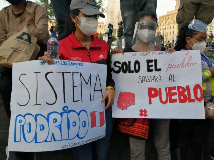 Perú: Los siete pecados capitales del ejercicio del poder