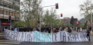 Música x la libertad de lxs presxs políticxs de la revuelta chilena