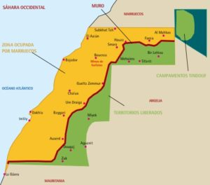 Acadêmicos lançam Carta aberta em Solidariedade ao Saara Ocidental e nos convidam a assiná-la