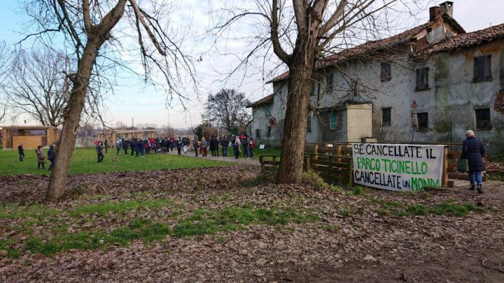Ticinello: vogliamo un parco agricolo, non un giardino urbano