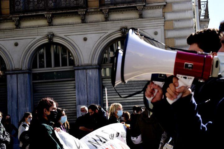 Πρωτοβουλία συγκέντρωσης υπογραφών ενάντια στην πανεπιστημιακή αστυνομία