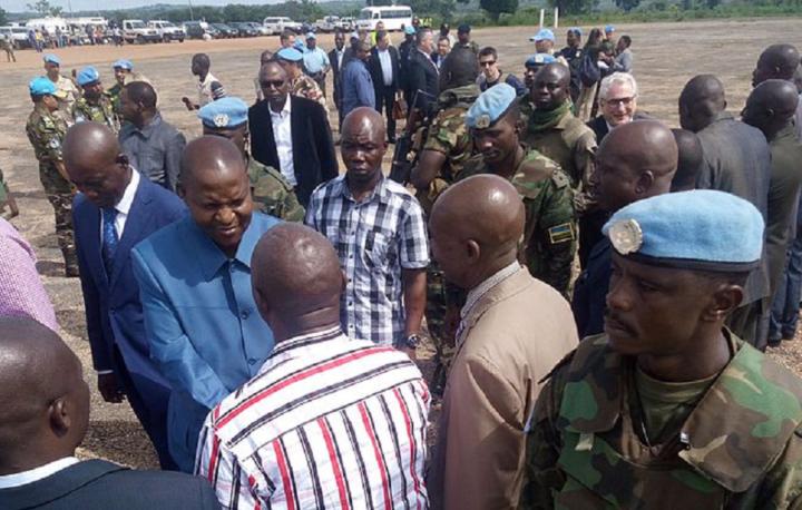 République centrafricaine : Touadera réélu avec des résultats provisoires