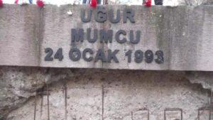 """Uğur Mumcu, katledildiği yerde anıldı: """"28 yıl geçti, failler hala karanlıkta"""""""