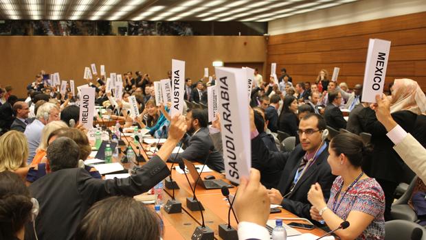 Entrée en vigueur du Traité sur l'Interdiction des Armes Nucléaires (TIAN) et 75e anniversaire de la résolution 1 du Conseil de sécurité des Nations Unies