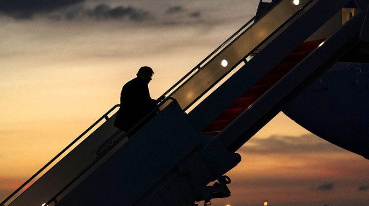 ¿Todo es culpa de Donald Trump…?