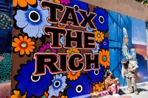 É fácil solucionar a desigualdade: mais impostos sobre os ricos