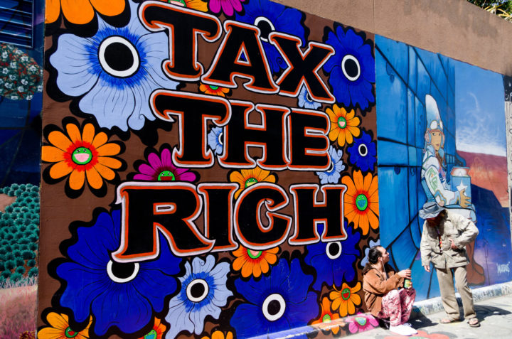 It's Easy to Fix Inequality: Tax the Rich
