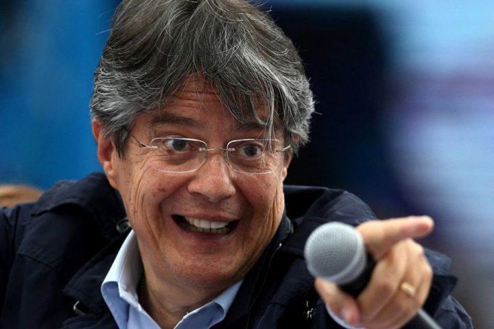Guillermo Lasso: El carroñero del Ecuador
