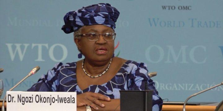 Erste Frau an der Spitze der Welthandelsorganisation