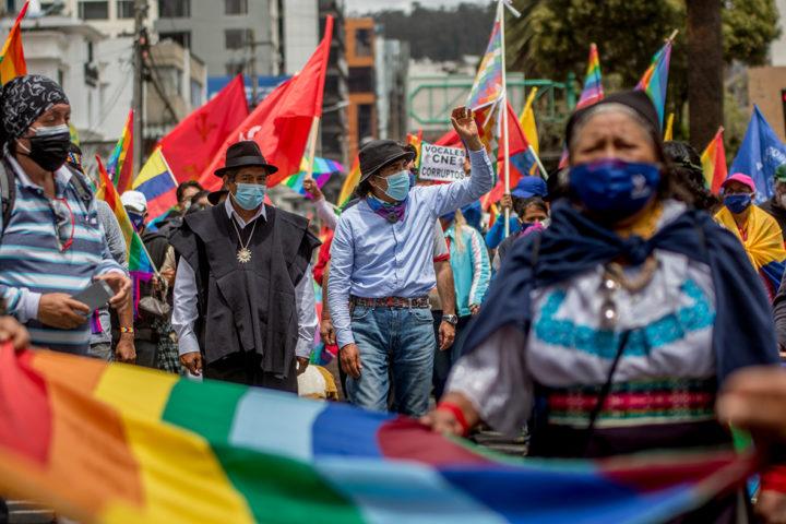 La incómoda presencia del mundo indígena en la escena electoral