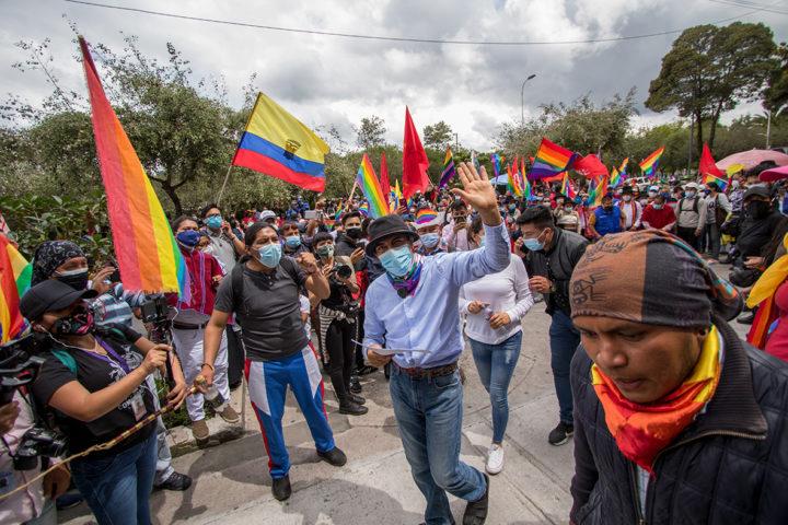 Es werden 100 % der Stimmen in Guayas und 50 % in 16 anderen Provinzen im Ecuador neu gezählt