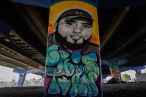 Museo de Memoria al Aire Libre: In Gedenken an getötete Aktivist*innen