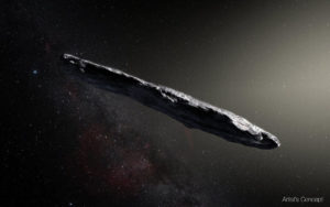 What If Oumuamua Is the Real Deal?