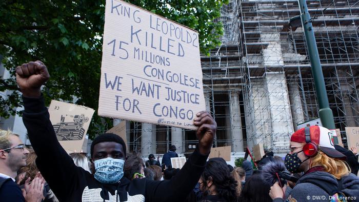 Belgium staggers towards decolonization
