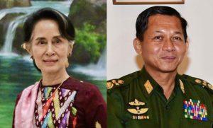 Putsch in Myanmar