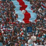 Bielorussia: Una bandiera per la democrazia