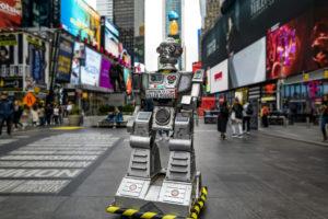 Sondaggio: resta forte l'opposizione ai robot assassini