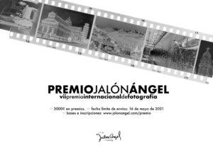 Ya está abierta la VII edición del Premio Internacional de Fotografía Jalón Ángel