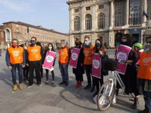 Torino: L'azione del Cerchio degli uomini contro la violenza sulle donne e l'omofobia