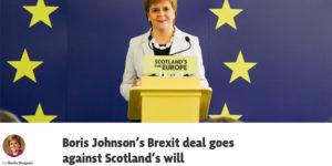 Schottland und sein etwas spezieller Nationalismus
