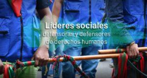 Colombia: CIDH exhortó al gobierno por situación de DDHH en 2020